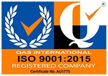 QAS international registered company