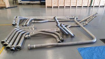Heavy Hydraulics Capabilities